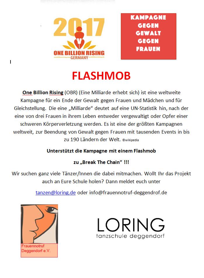 Info One Billion Rising